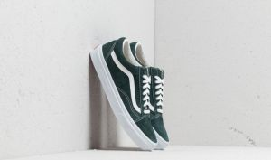 Vans Old Skool (Pig Suede) Darkest Spruc EUR 35