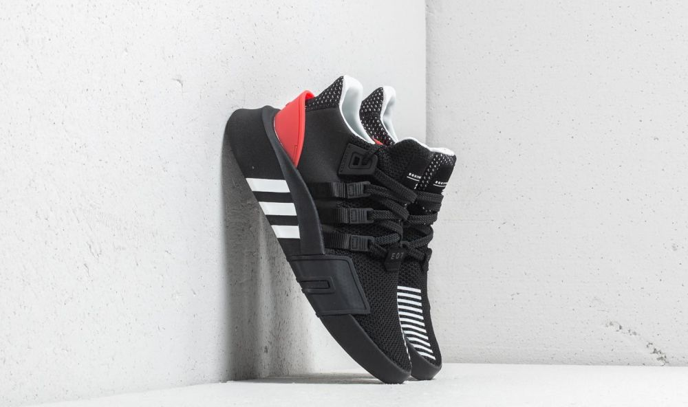 brand new 3f5c2 52db4 adidas EQT Bask ADV Core Black  Ftw White  Hi-Res Red EUR 41 1 3 značky  adidas Originals - Lovely.sk