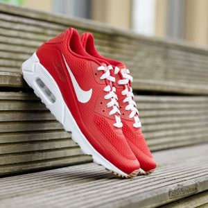 Nike Air Max 90 Ultra University Red/ White-University Red US 11.5