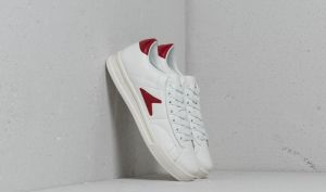 Baťa X Wilson Low Top White/ Burgundy EUR 40