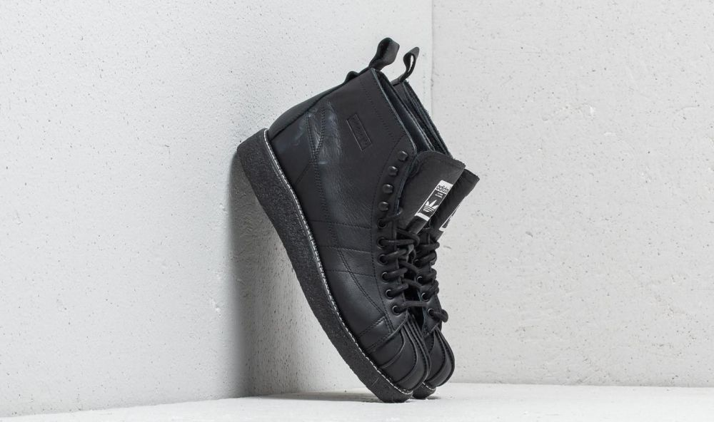 adidas Superstar Boot Luxe W Core Black  Core Black  Ftw White EUR 38 2 3  značky adidas Originals - Lovely.sk 892acc97863
