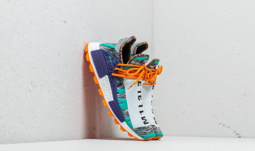 30b37e1436652 adidas x Pharrell Williams Afro Hu NMD Hi-Res Aqua  Core Black  Supplier  Colour EUR 37 1 3 značky adidas Originals - Lovely.sk