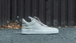 Filling Pieces Low Top Twist Grey US 8