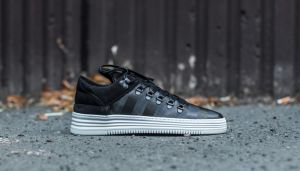 Filling Pieces Mountain Cut Striped Arrows Black US 8