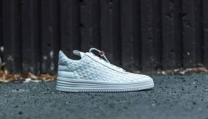 Filling Pieces Low Top Twist White US 8.5