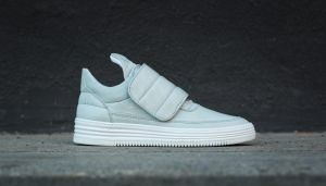 Filling Pieces Low Top Padded Velcro Grey US 8