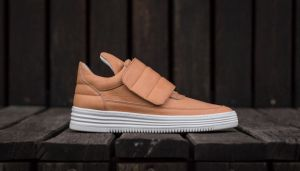 Filling Pieces Low Top Padded Velcro Creme US 8