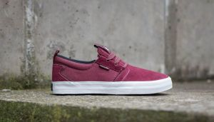 Supra Flow Burgundy/ White EUR 46