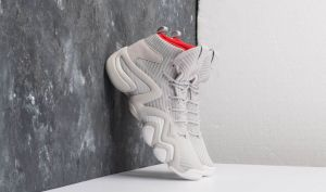 adidas Crazy 8 ADV CK Grey Two/ Ftw White/ Hi-Res Red