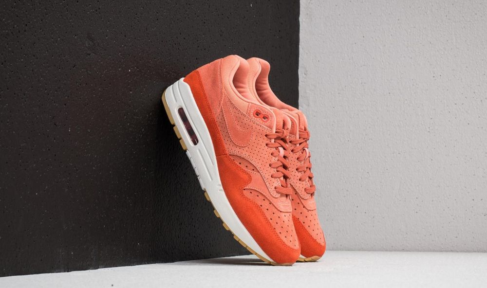 size 40 6375f 2bb0d Nike Air Max 1 Premium WMNS Crimson Bliss  Crimson Bliss značky Nike -  Lovely.sk