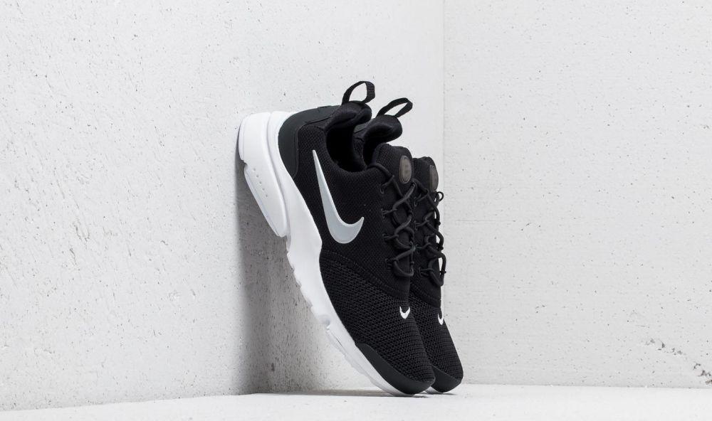 3e98cf9e818d Nike Wmns Presto Fly Black  Metallic Silver-White značky Nike ...