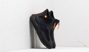 Filling Pieces Mid Capri Arch Runner Nitrox All Black