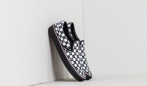 Vans Classic Slip-On (Lazy Oaf) Checkerboard/ Eyes