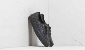 Vans Authentic (High Density) Black/ Checkerboard