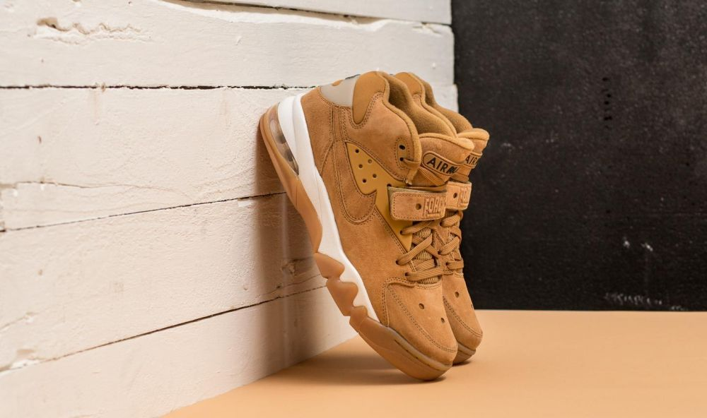 Nike Air Force Max Premium Flax  Flax-Phantom značky Nike - Lovely.sk 097024155b0