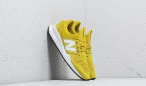 Žlté pánske semišové tenisky New Balance značky New Balance - Lovely.sk 3874d1a4deb
