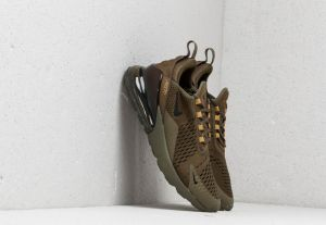 Nike Air Max 270 Olive Canvas/ Black