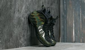 Nike Air Foamposite One Legion Green/ Black-Black