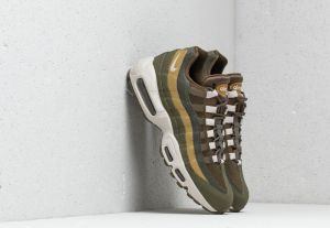 Nike Air Max 95 Essential Olive Canvas/ Light Bone