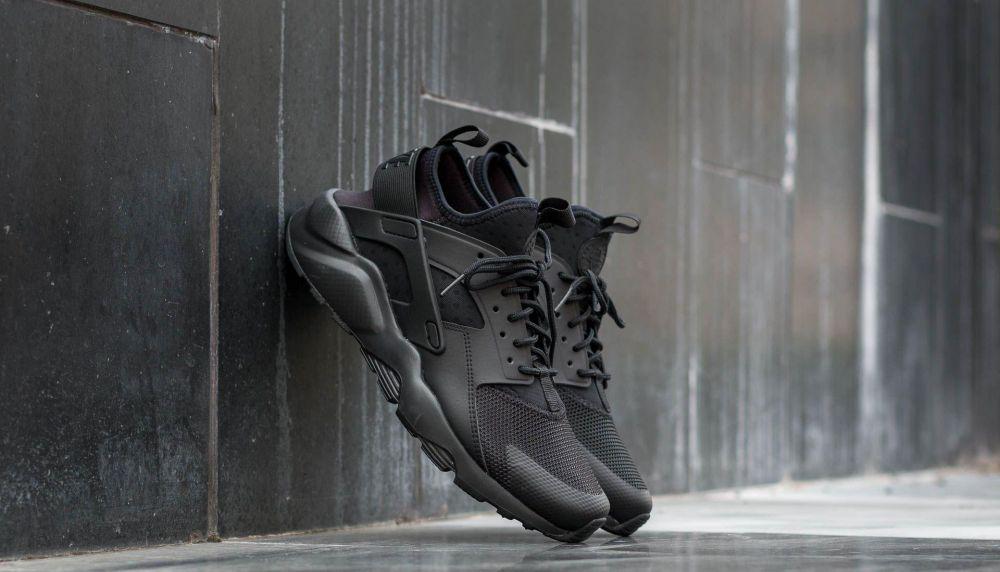 Nike Air Huarache Run Ultra Black  Black-Black značky Nike - Lovely.sk a54991ab8a8