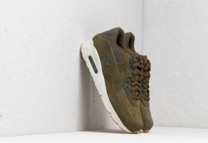 Nike Air Max 90 Ultra 2.0 Leather Olive Canvas/ Olive Canvas