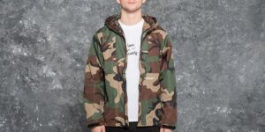 Undefeated Uniform Nov. Delta Jacket Camo