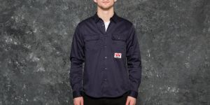 Stüssy Work Shirt Navy