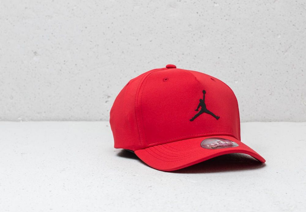 Jordan Air Jumpman Fitted Cap University Red značky Jordan - Lovely.sk 23177cf5ced