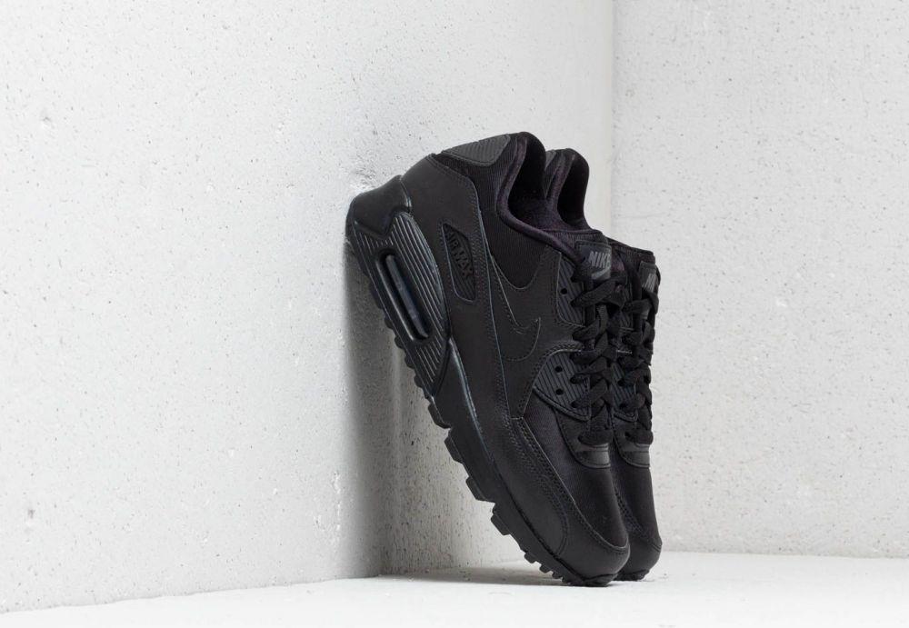 Nike Air Max 90 Wmns Black  Black-Black značky Nike - Lovely.sk 29df4abbbc7