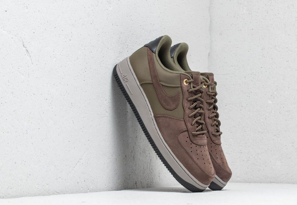 Nike Air Force 1´07 Premier Baroque Brown  Army Olive značky Nike ... 199aeae4310