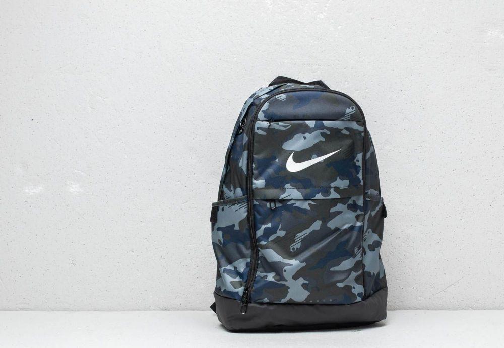 7e9074764f9 Nike Brasilia Training Backpack Dark Grey  Black  White značky Nike ...