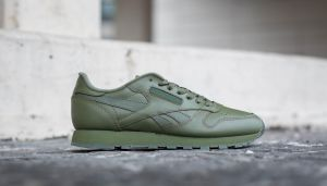 Reebok Classic Leather Solids Canopy Green EUR 45.5