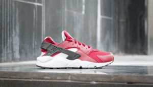 Nike Air Huarache Team Red/ Black-Pure Platinum EUR 46