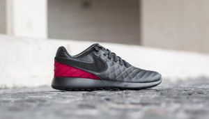 Nike Roshe Tiempo VI FC Black/ Black- Team Red  EUR 46