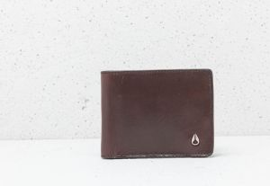 Nixon Se Bi-Fold Wallet Brown