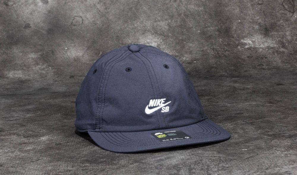 9b3c4c7a833 Nike SB Heritage 86 Cap Black  White značky Nike - Lovely.sk