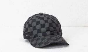 HUF Spot Dyed 6 Panel Cap Black značky HUF - Lovely.sk eea1c497aef4