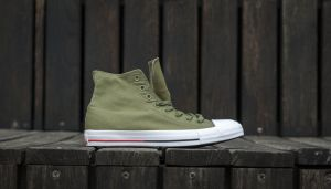 Converse Chuck Taylor AS Hi Fatigue Green/ White/ Signal Red EUR 44.5