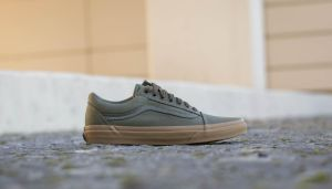 Vans Old Skool (Canvas Gum) Ivy Green/ Light Gum EUR 45