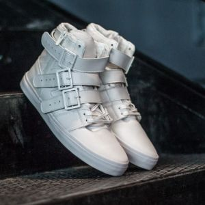 Radii Straight Jacket VLC Triple White Waxed Pebble Leather EUR 46