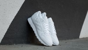 Reebok Classic Leather Quilted White/ White EUR 41