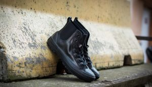 Converse Chuck Taylor All Star Chelsea Boot Rubber Hi Black/ Black/ Black EUR 40