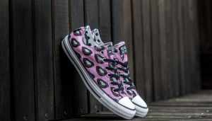 Converse Chuck Taylor All Star OX Andy Warhol White/ Black/ Multipink EUR 41
