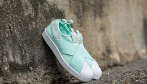 adidas Superstar Slip On W Ice Mint/ Ice Mint/ Ftw White EUR 40