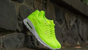 Nike Wmns Air Max 90 Ultra Plush Volt/ Volt-White EUR 41