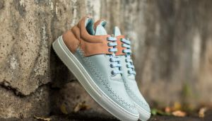 Filling Pieces Low Top Doble Nude/ Baby Blue US 6