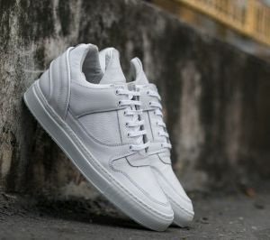 Filling Pieces Low Top Transformed Classic White US 8