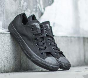 Converse Chuck Taylor All Star OX Black Monoch EUR 36.5