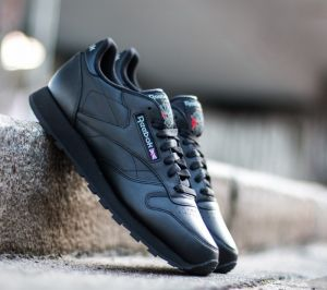 Reebok W Classic Leather Black EUR 36