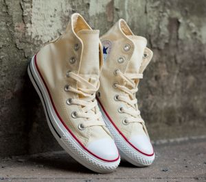 Converse All Star Hi Natural White EUR 39
